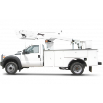 DTA Series - Telescopic articulating bucket trucks